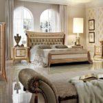 Спальня в итальянском стиле - фото