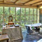 Ванная комната в стиле гранж