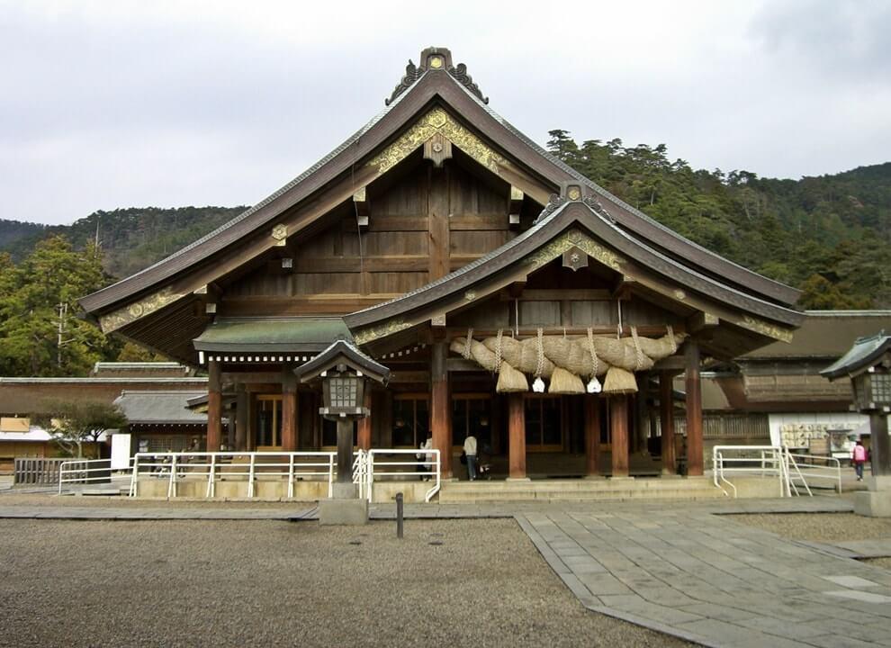 Храм Идзумо-но Оясиро