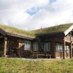 Норвежский стиль в архитектуре - фото