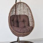 Кресло-гамак из ротанга
