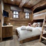 Дизайн детской комнаты в стиле рустик
