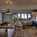 Рустик в оформлении кухни
