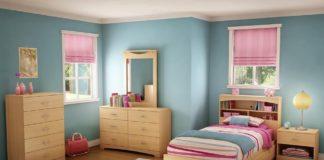 Выбор цвета для детской комнаты