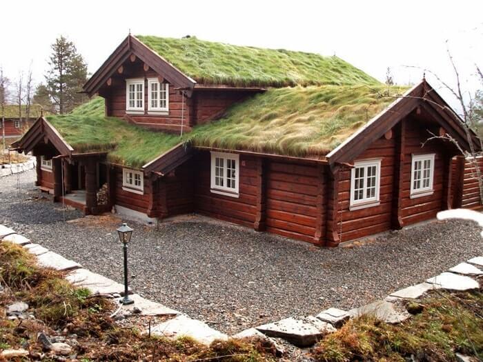 Норвежский стиль в архитектуре