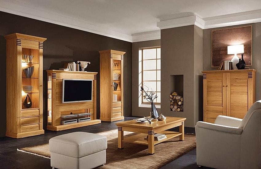 Немецкий стиль в интерьере - мебель
