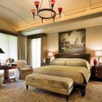 Немецкий стиль в интерьере - спальная