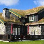 Загородный дом в норвежском стиле