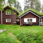 Дача в норвежском стиле