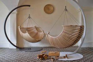 Кресло-гамак с каркасом
