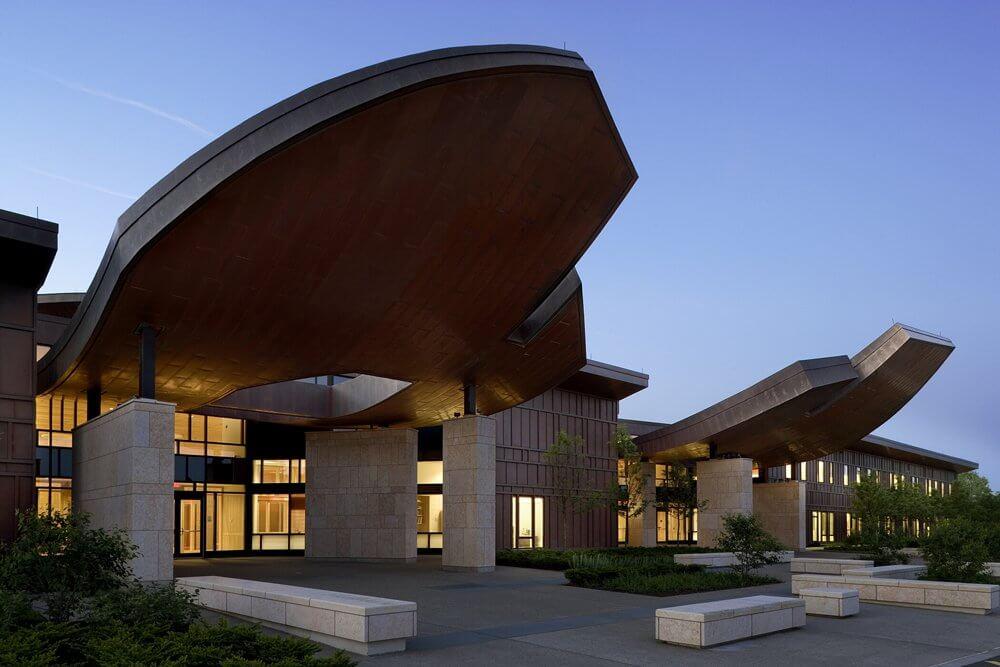 Архитектура постмодернизма