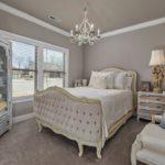 Спальня в стиле шебби шик - фото