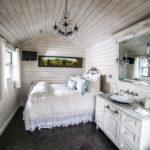 Стильная спальня - шебби шик