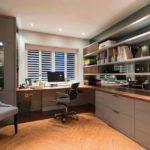 Дизайн интерьера домашнего кабинета