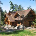 Загородный дом в стиле кантри - фото