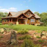 Загородный домик в стиле кантри - фото