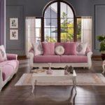 Сиреневый цвет в дизайне интерьера - фото