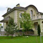 Экстерьер дома в классическом стиле