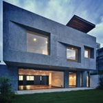 Конструктивизм в частной архитектуре - фото
