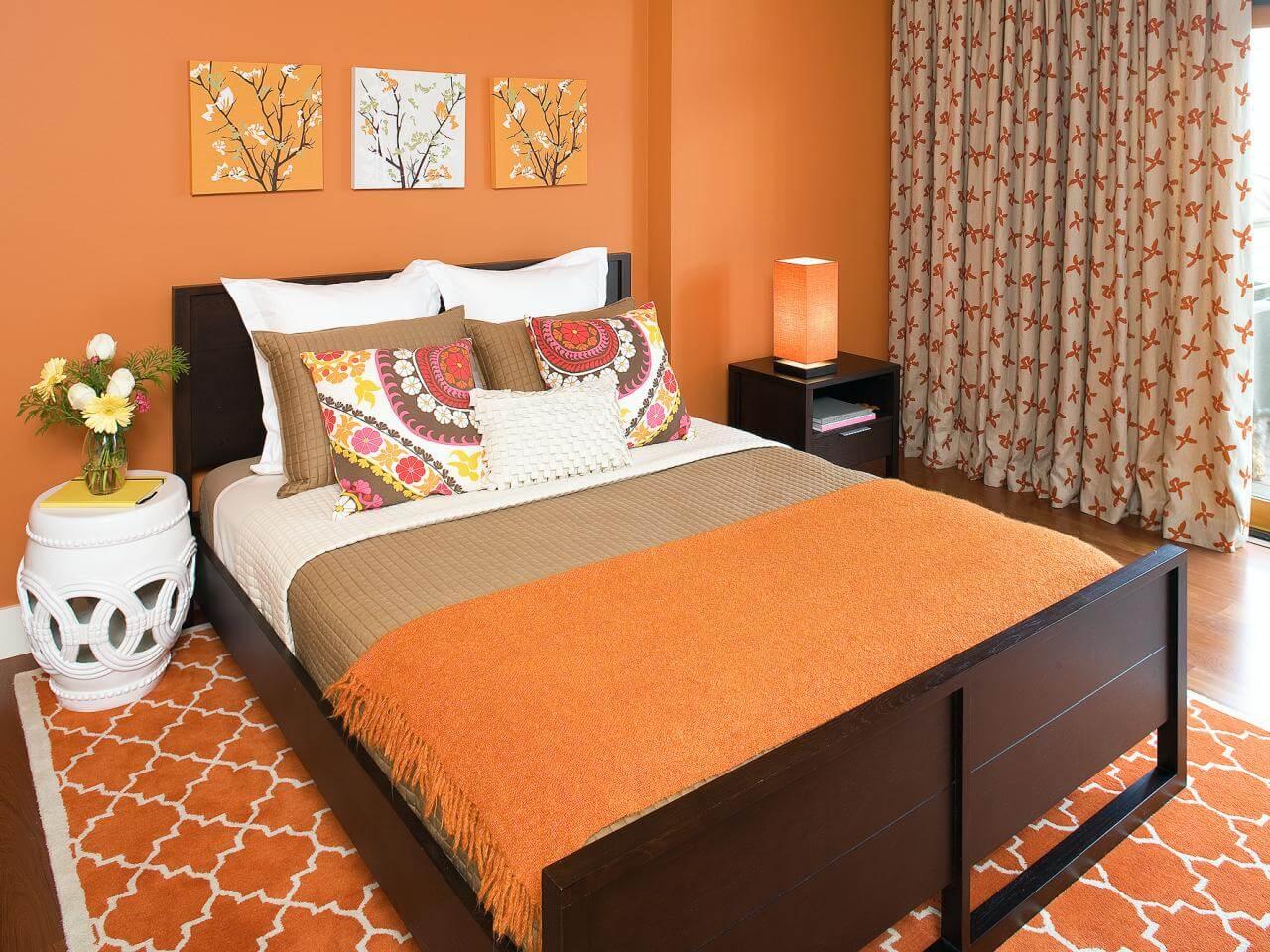 того, как дизайн комнаты в персиковых тонах фото рив
