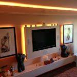 LED-подсветка в интерьере
