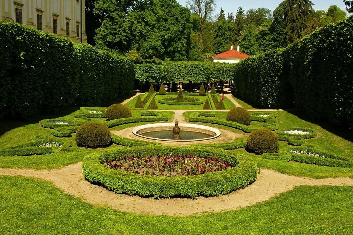 Статьи: Голландский сад: доступная роскошь