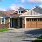 Дом в стиле ранчо - фото