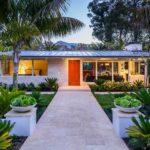 Современный дом в стиле ранчо - фото