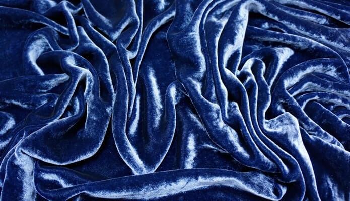 ткань королевский бархат