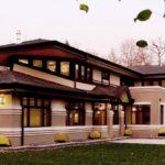 Большой дом в стиле прерий