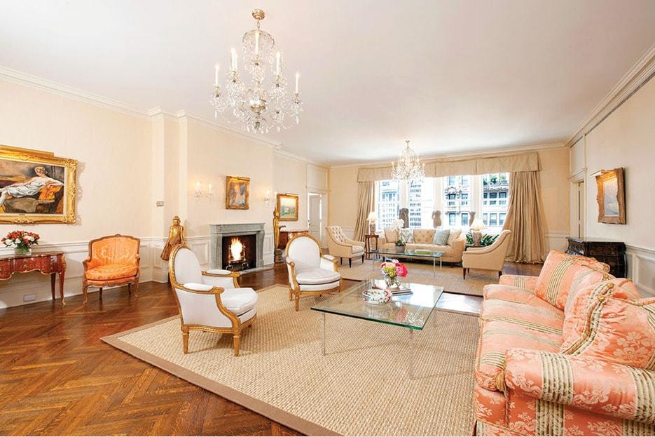 Мебель в парижском стиле