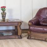Резная мебель в интерьере фото