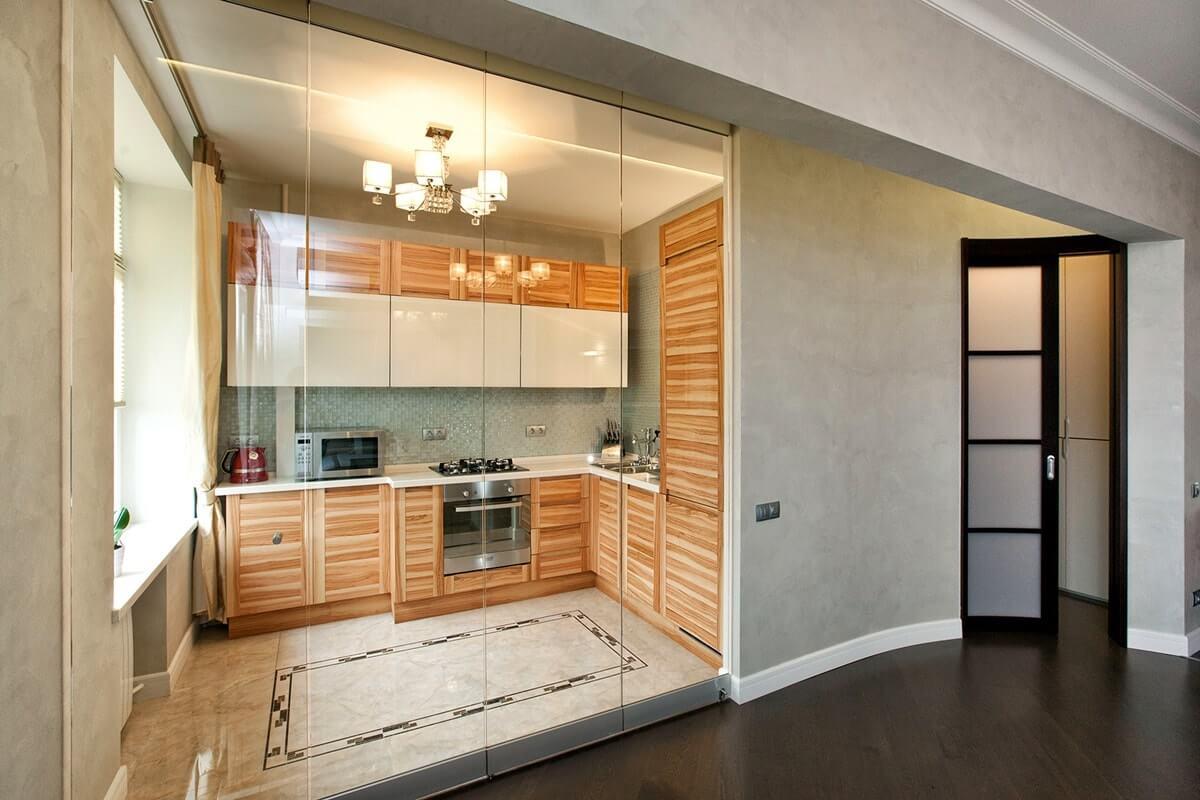 Дизайн интерьера двухкомнатной квартиры - фото 2