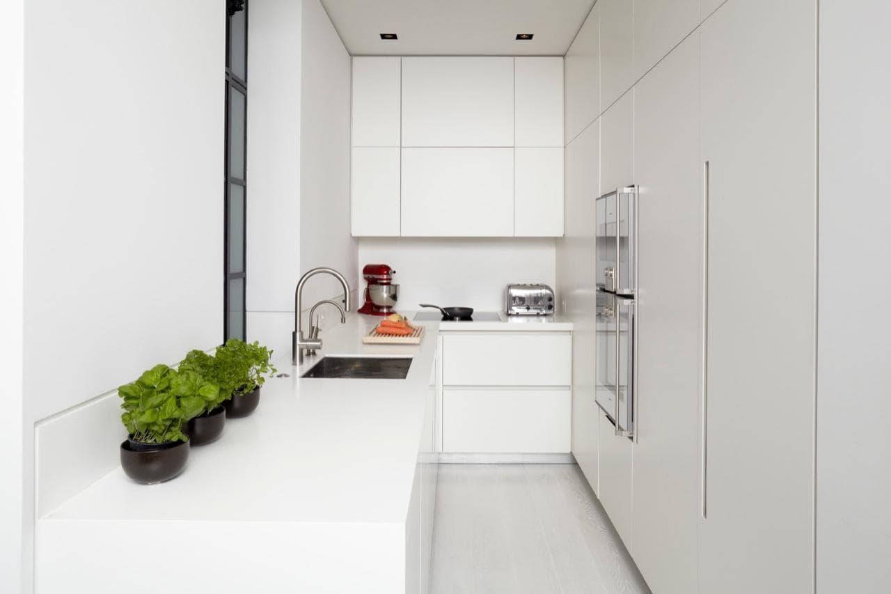 Дизайн интерьера кухни 7 кв.м.