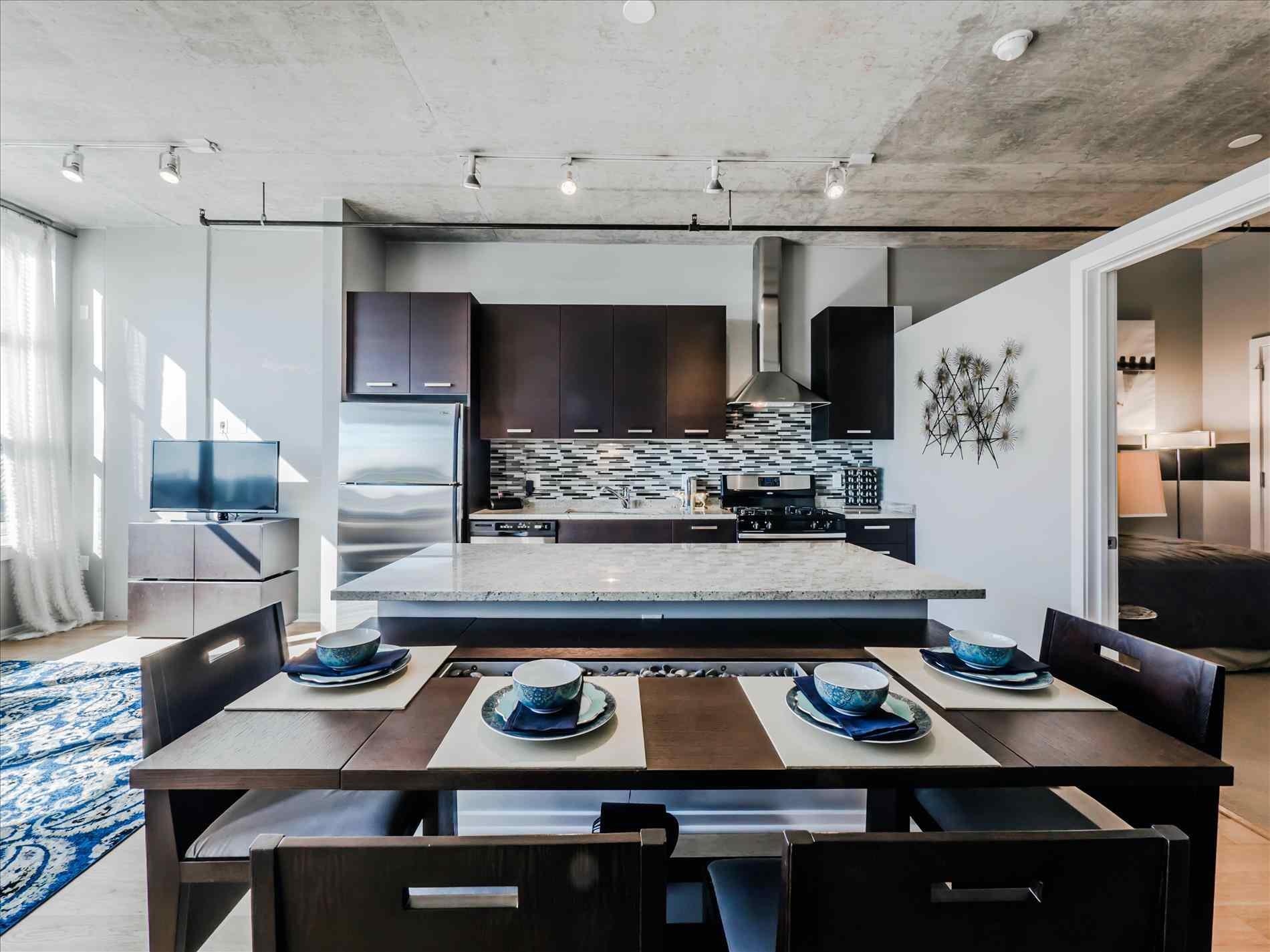 Дизайн интерьера однокомнатной квартиры - фото 2