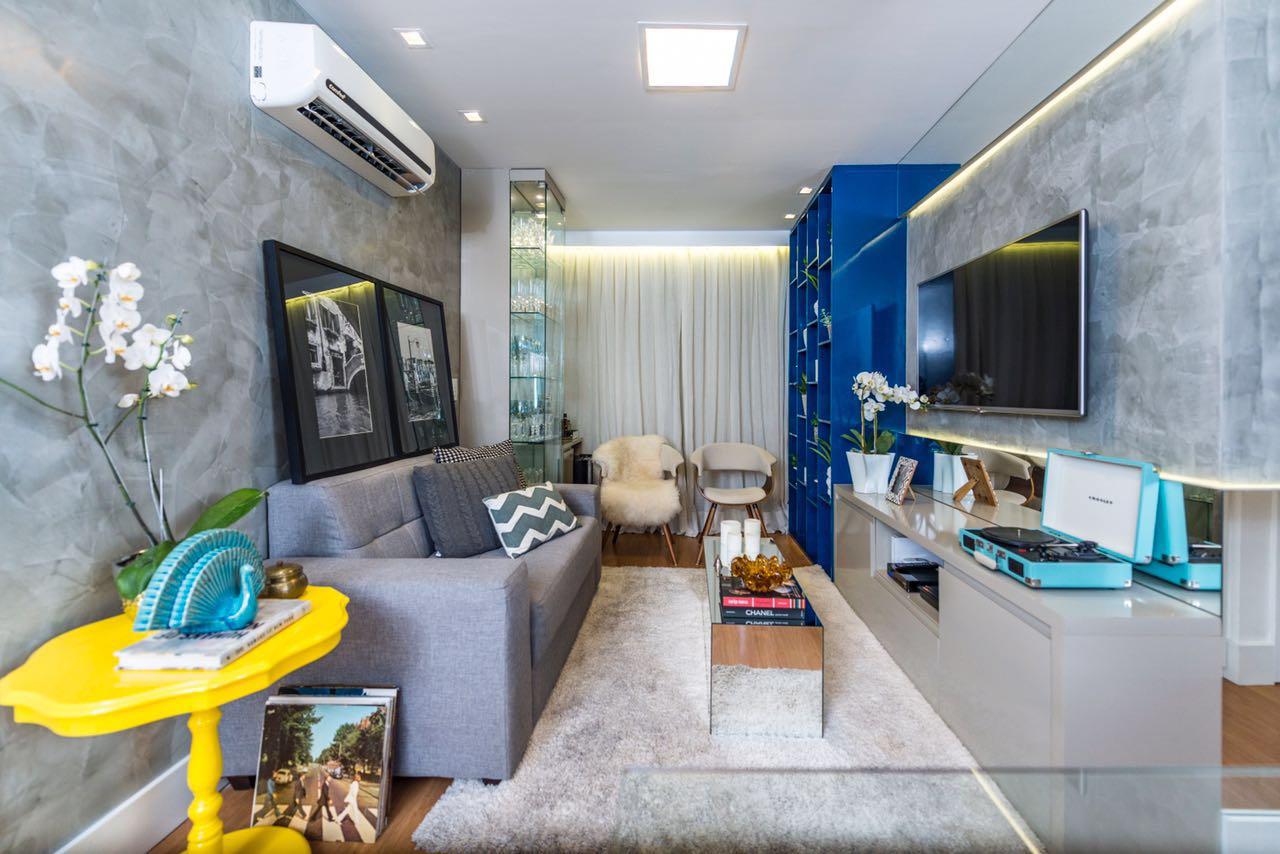 Дизайн интерьера однокомнатной квартиры - фото 7