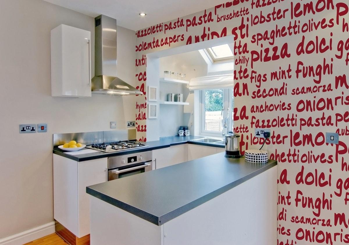 Дизайн кухни 8 кв.м. - фото