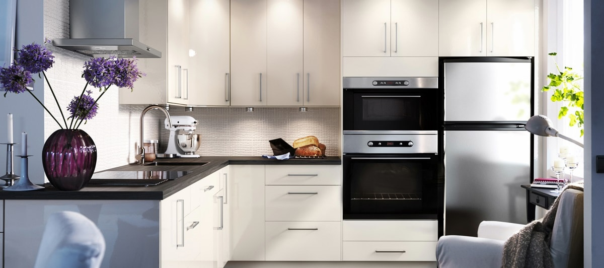 Дизайн кухни 9 кв.м. - фото