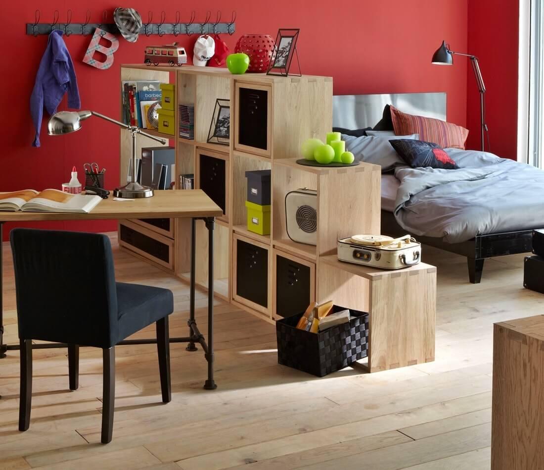 Дизайн однокомнатной квартиры - фото 10