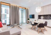 Дизайн однокомнатной квартиры - фото