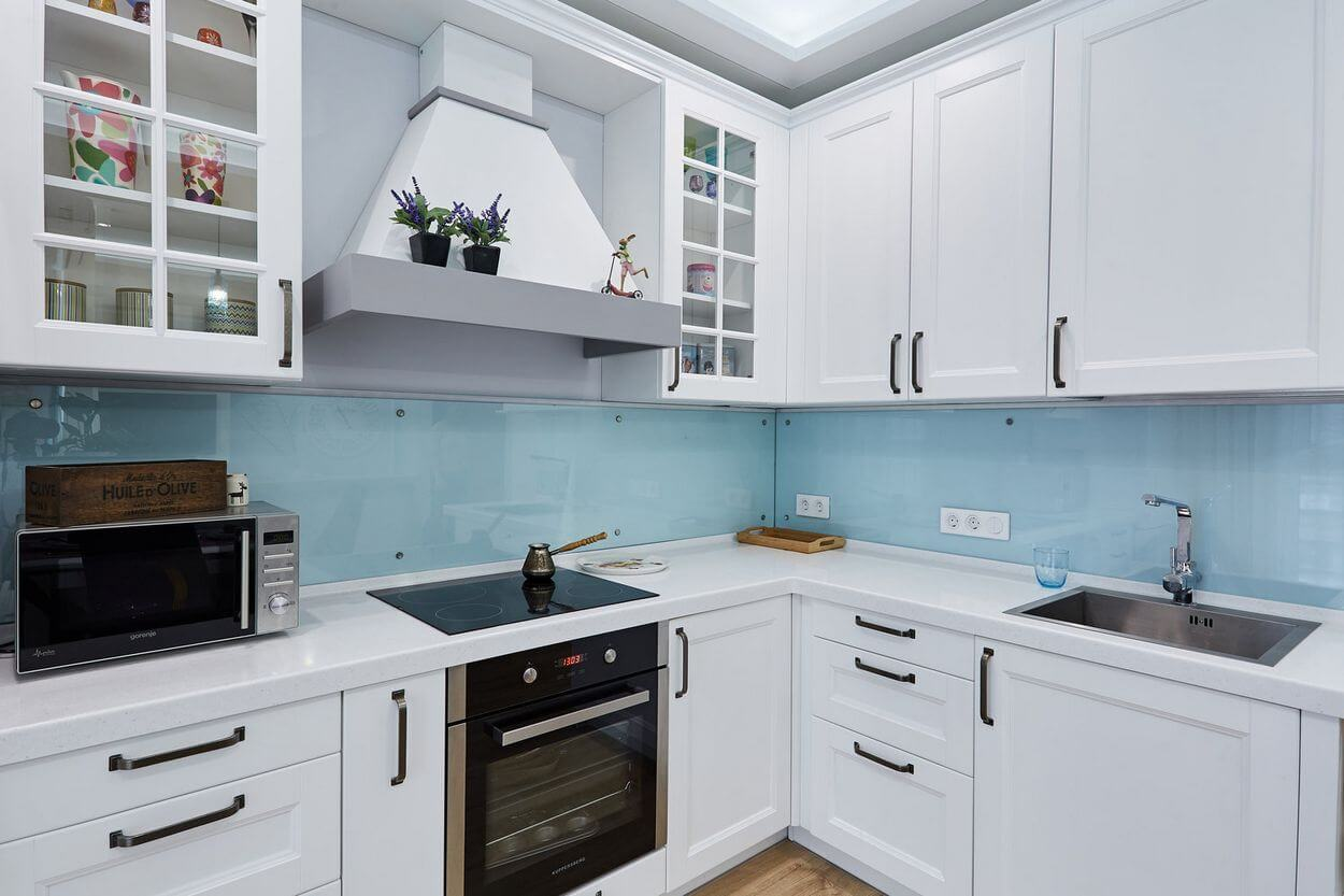 Дизайн кухни 7 кв.м.