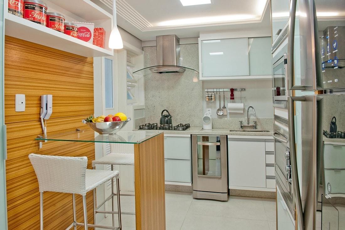Идеи дизайна кухни - фото