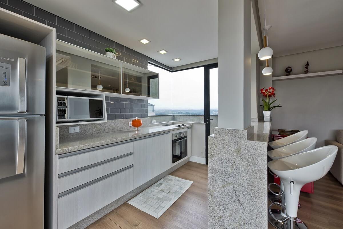 Интерьер однокомнатной квартиры - фото 10
