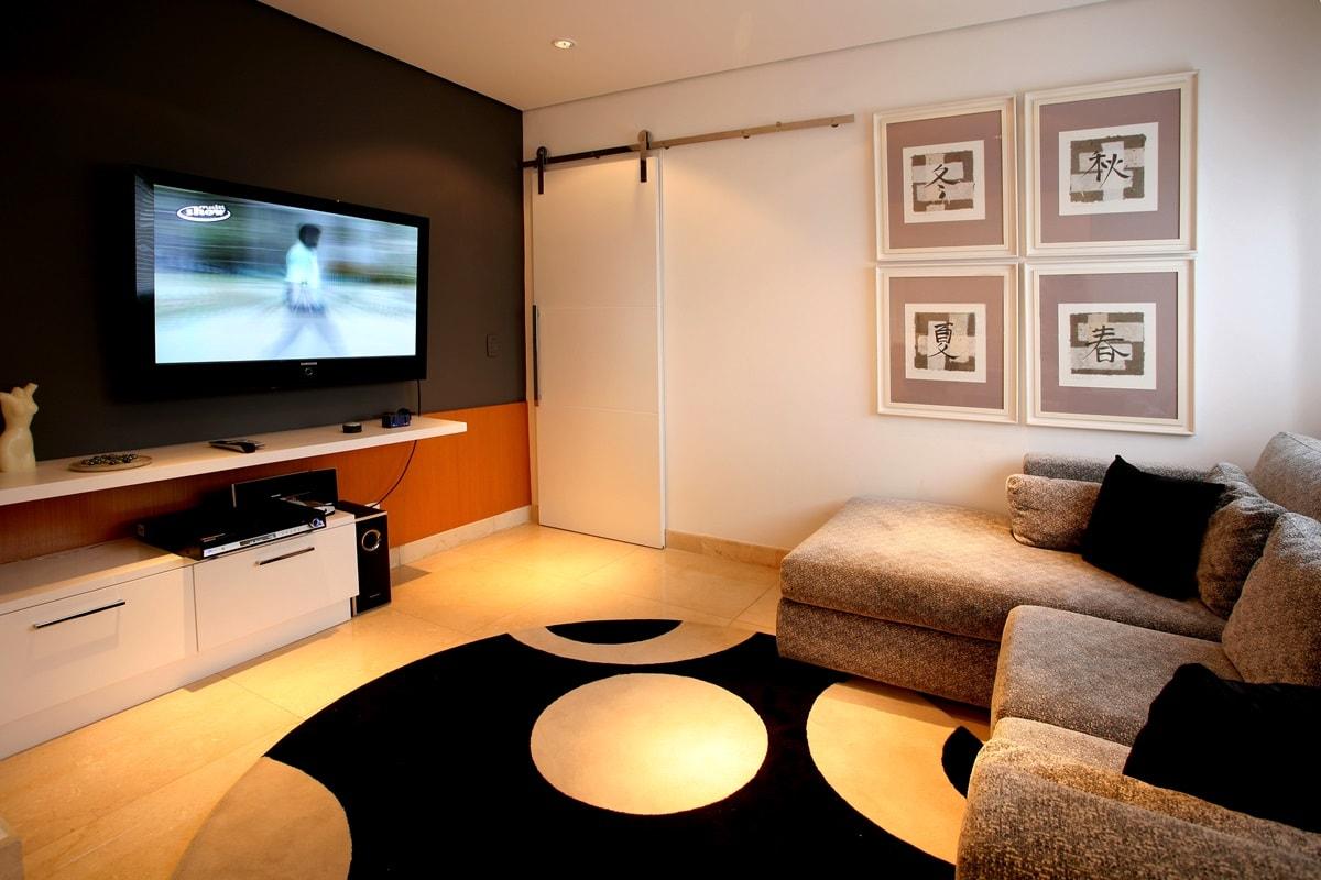 Интерьер однокомнатной квартиры - фото 4