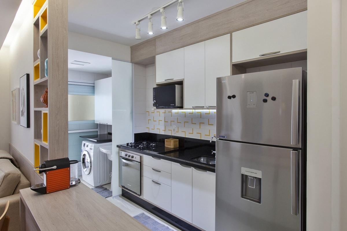 Интерьер однокомнатной квартиры - фото 8