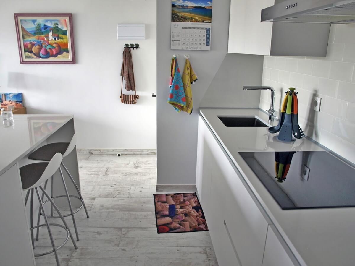 Интерьер однокомнатной квартиры - фото