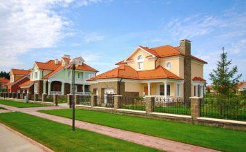 Типы индивидуальных жилых домов - коттедж