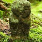 Статуэтка для сада в японском стиле