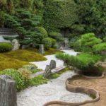 Японский ландшафтный дизайн - фото 10