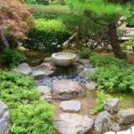 Японский ландшафтный дизайн - фото 11